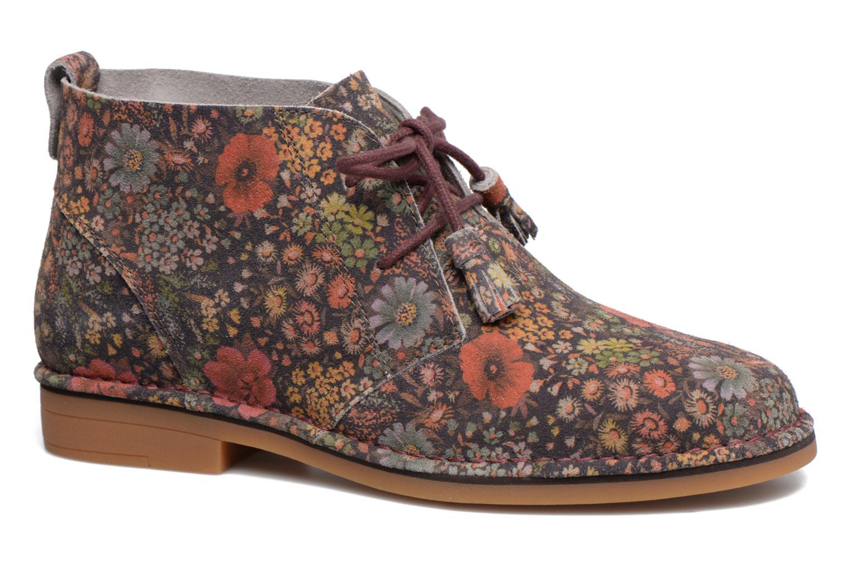 Bottines et boots Hush Puppies Cyra Catelyn Bleu vue détail/paire