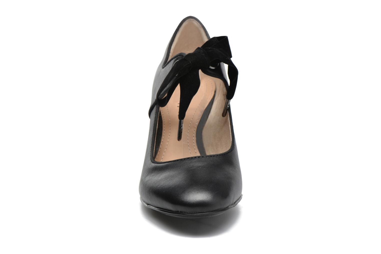 Escarpins Hush Puppies Margot Langdon Noir vue portées chaussures