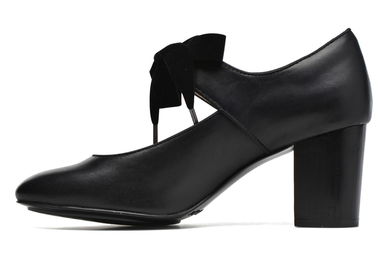 Zapatos de tacón Hush Puppies Margot Langdon Negro vista de frente