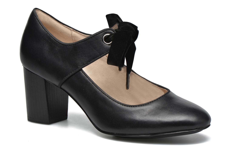 Zapatos de tacón Hush Puppies Margot Langdon Negro vista de detalle / par