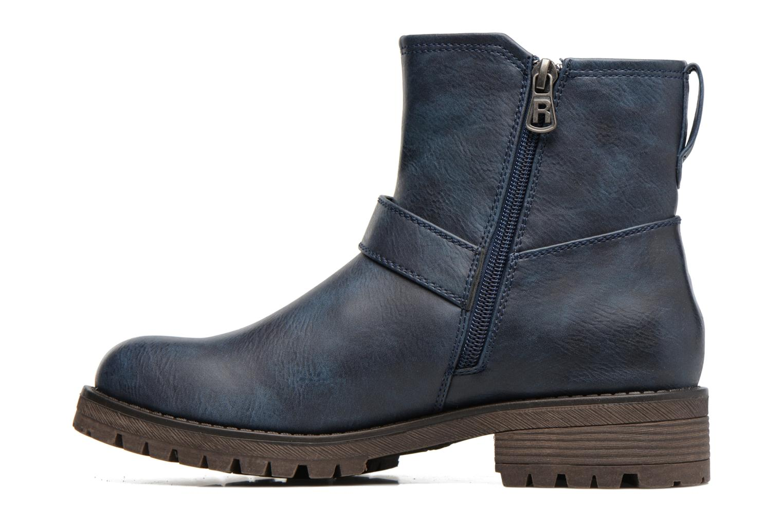 Bottines et boots Refresh Sasha 62161 Bleu vue face