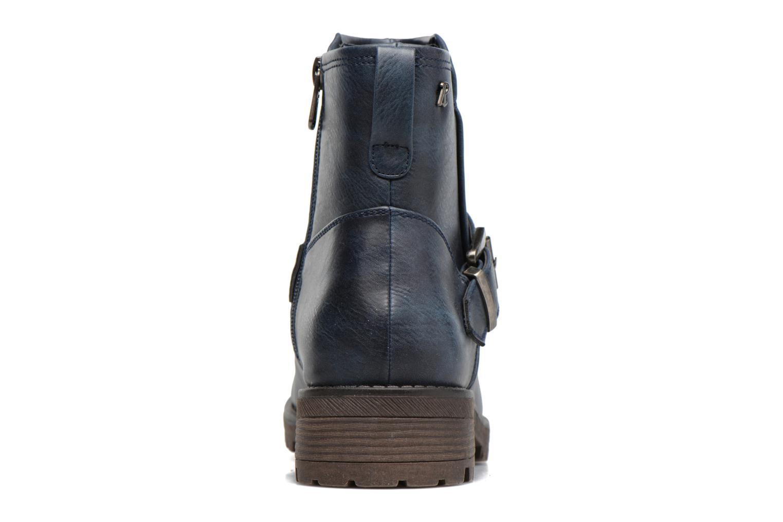 Bottines et boots Refresh Sasha 62161 Bleu vue droite