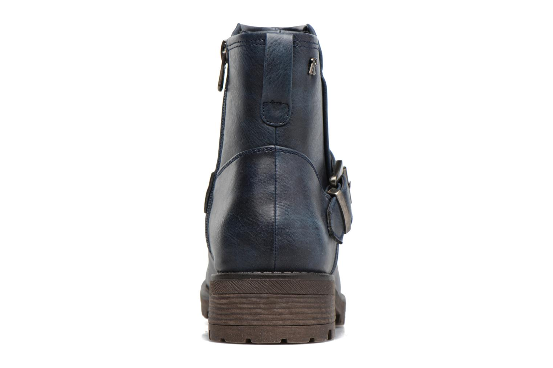 Stiefeletten & Boots Refresh Sasha 62161 blau ansicht von rechts