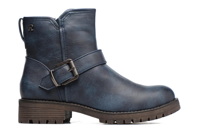 Bottines et boots Refresh Sasha 62161 Bleu vue derrière