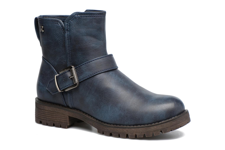 Bottines et boots Refresh Sasha 62161 Bleu vue détail/paire