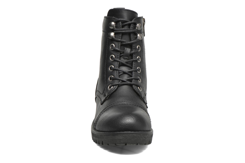 Bottines et boots Refresh Cindy 62190 Noir vue portées chaussures