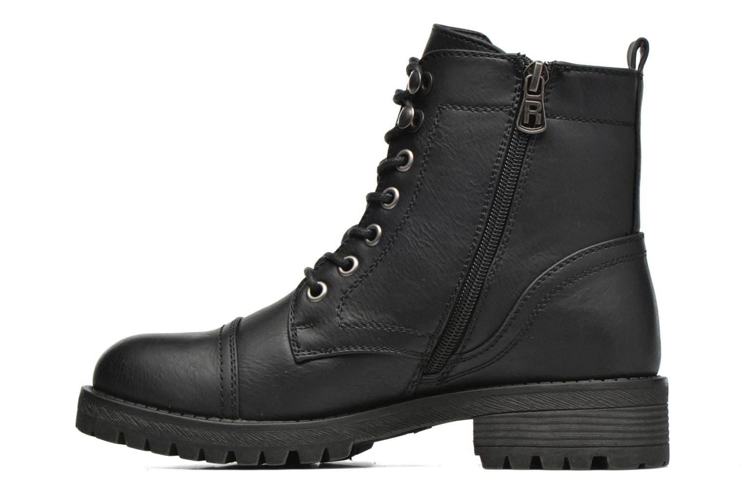 Ankle boots Refresh Cindy 62190 Black front view