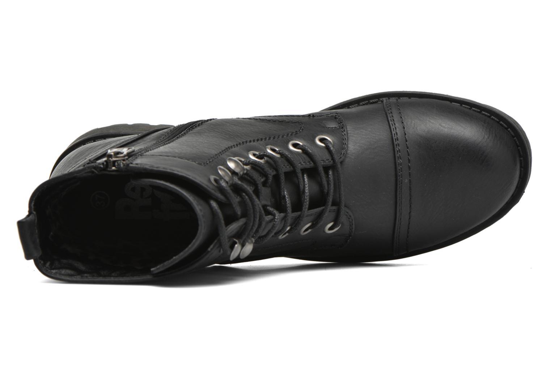 Bottines et boots Refresh Cindy 62190 Noir vue gauche