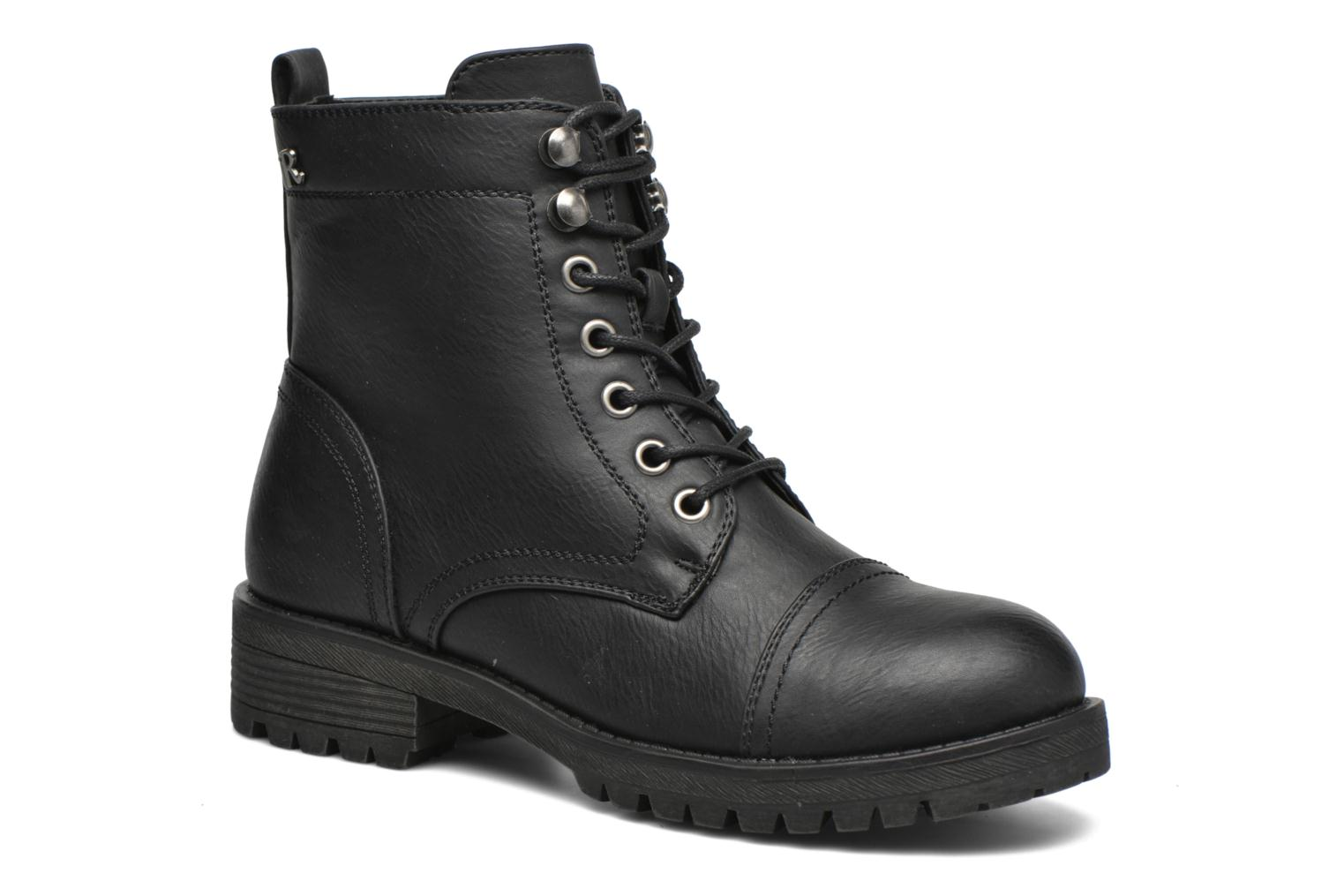 Ankle boots Refresh Cindy 62190 Black detailed view/ Pair view