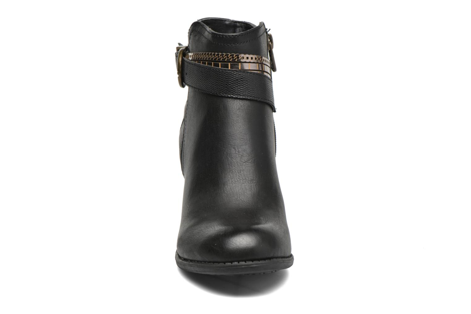 Ankle boots Refresh Jeanne 63111 Black model view