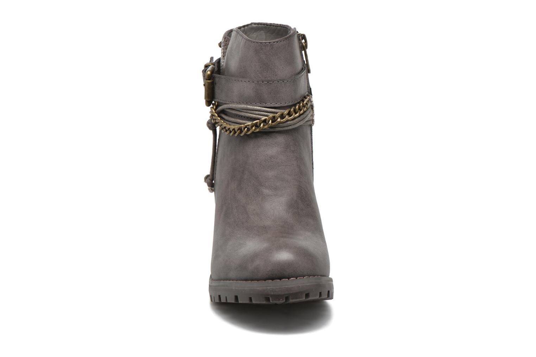 Stiefeletten & Boots Refresh Pauline 63132 grau schuhe getragen