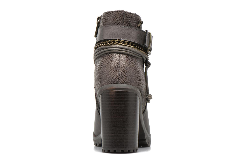 Stiefeletten & Boots Refresh Pauline 63132 grau ansicht von rechts