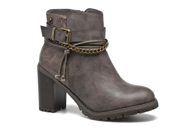 Stiefeletten & Boots Refresh Pauline 63132 grau detaillierte ansicht/modell