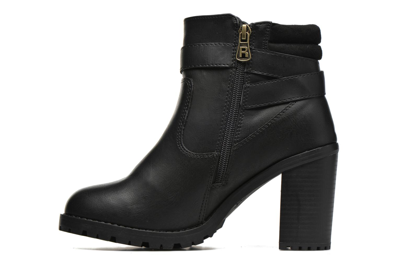 Ankle boots Refresh Margaux 63113 Black front view