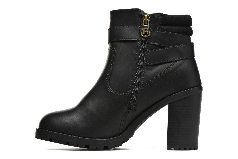 Bottines et boots Refresh Margaux 63113 Noir vue face