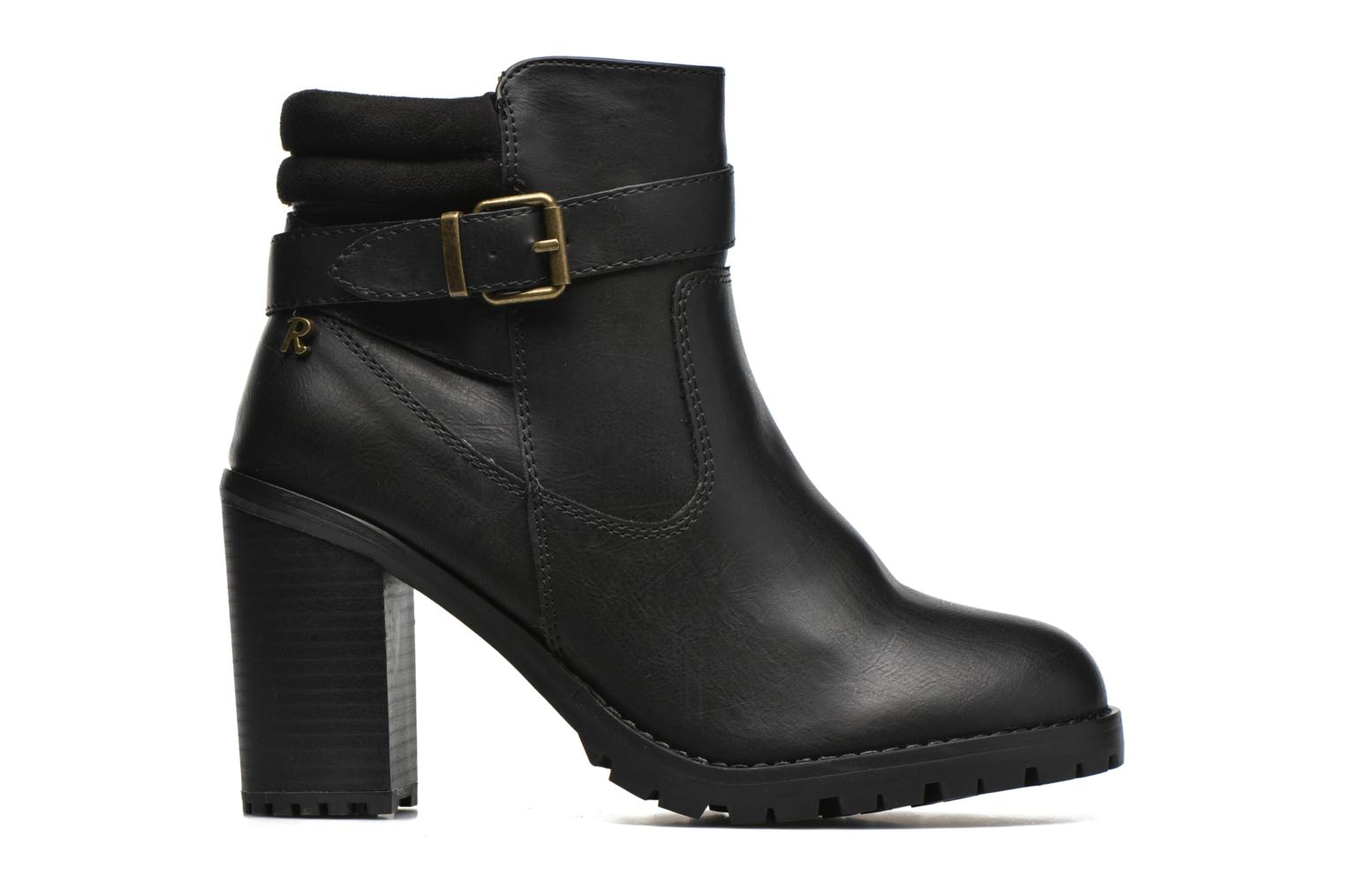 Ankle boots Refresh Margaux 63113 Black back view