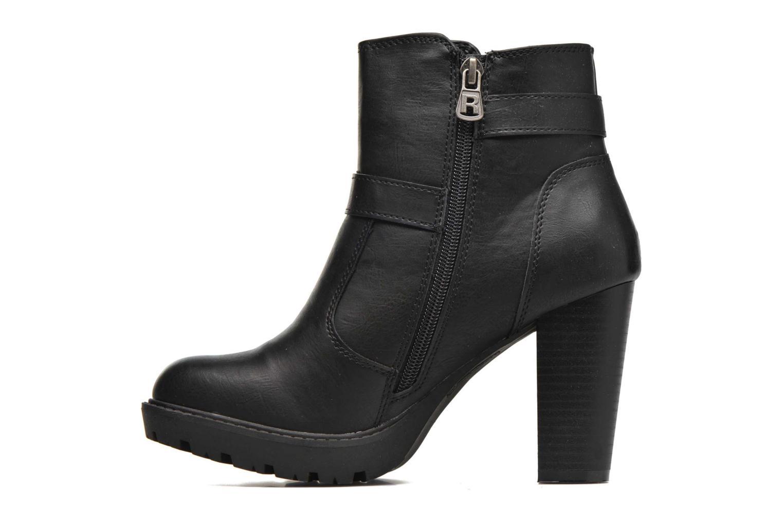 Bottines et boots Refresh Fanny 62140 Noir vue face