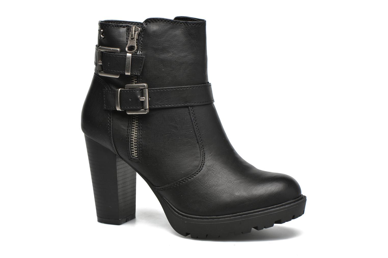 Bottines et boots Refresh Fanny 62140 Noir vue détail/paire