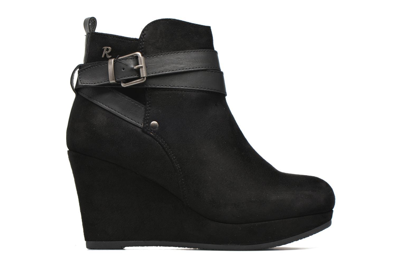 Bottines et boots Refresh Cécile 63046 Noir vue derrière