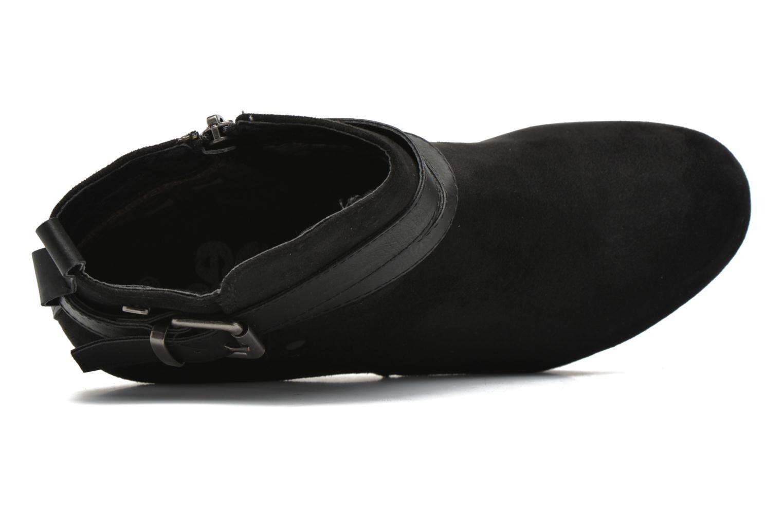 Bottines et boots Refresh Cécile 63046 Noir vue gauche