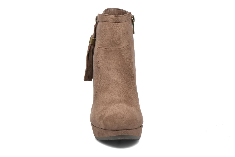 Boots en enkellaarsjes Refresh Flo 62295 Bruin model
