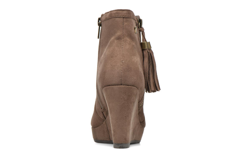 Stiefeletten & Boots Refresh Flo 62295 braun ansicht von rechts