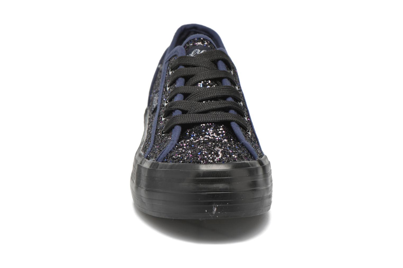 Baskets Refresh Anna 62223 Bleu vue portées chaussures