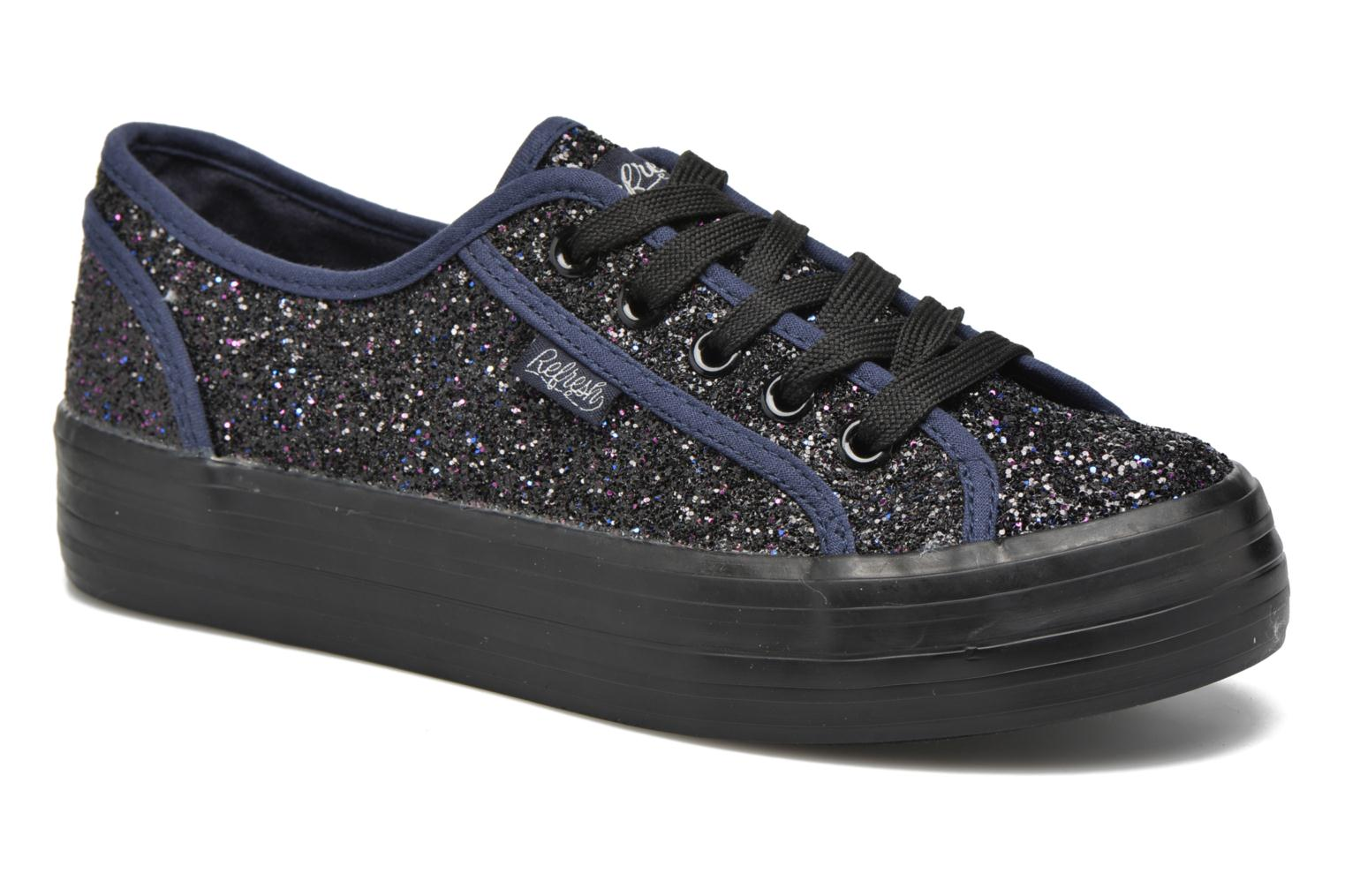 Trainers Refresh Anna 62223 Blue detailed view/ Pair view