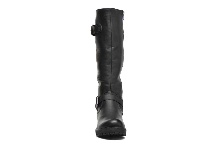 Stiefel Refresh Maria 62162 schwarz schuhe getragen