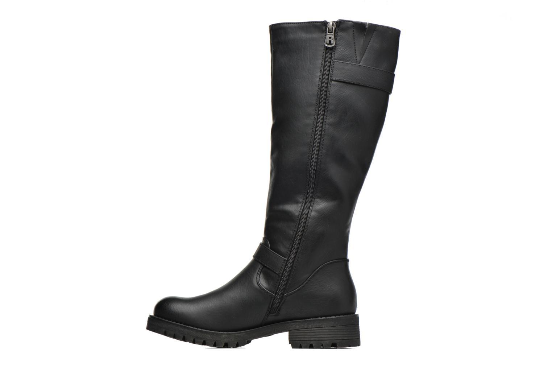 Stiefel Refresh Maria 62162 schwarz ansicht von vorne