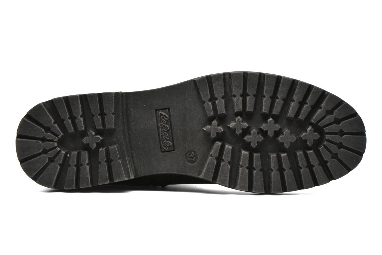 Stiefel Refresh Maria 62162 schwarz ansicht von oben