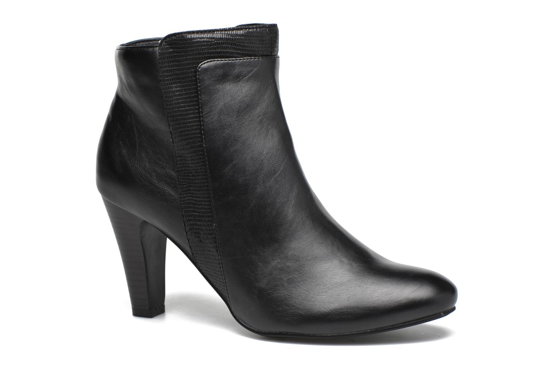 Stiefeletten & Boots Divine Factory Clara schwarz detaillierte ansicht/modell
