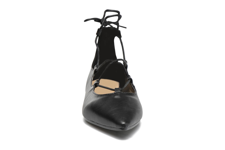 Ballet pumps Divine Factory Lola Black model view
