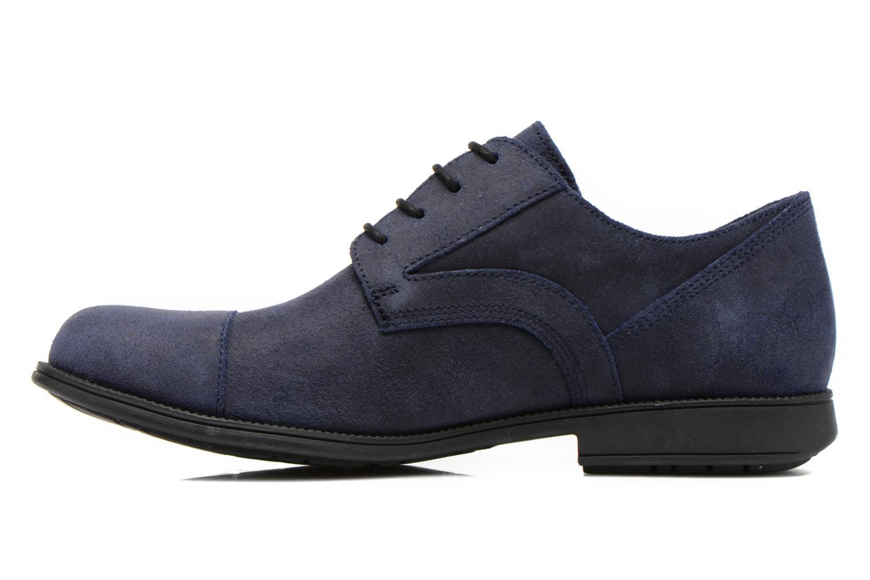 Chaussures à lacets Camper 191 318 979 Bleu vue face