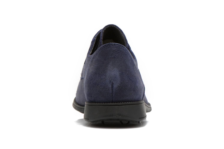 Chaussures à lacets Camper 191 318 979 Bleu vue droite