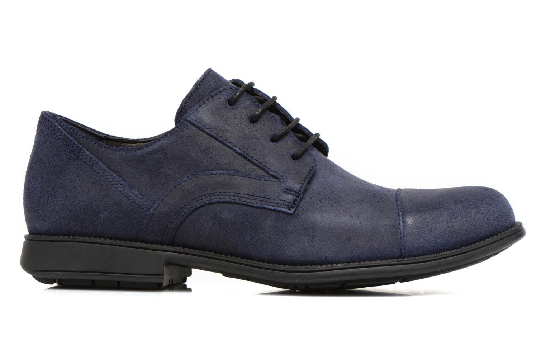 Chaussures à lacets Camper 191 318 979 Bleu vue derrière