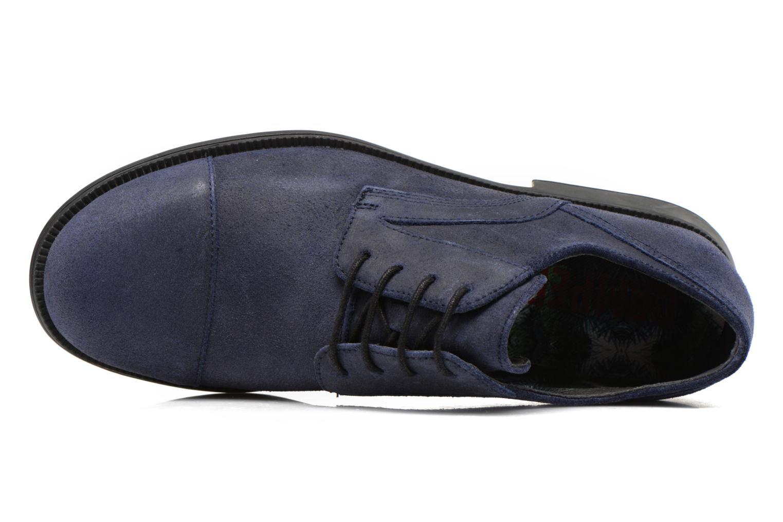 Chaussures à lacets Camper 191 318 979 Bleu vue gauche