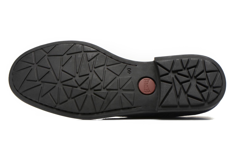 Chaussures à lacets Camper 191 318 979 Bleu vue haut