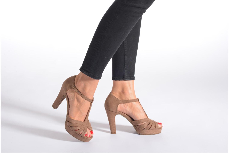 Sandalen Refresh Fanisia-60952 mehrfarbig ansicht von unten / tasche getragen