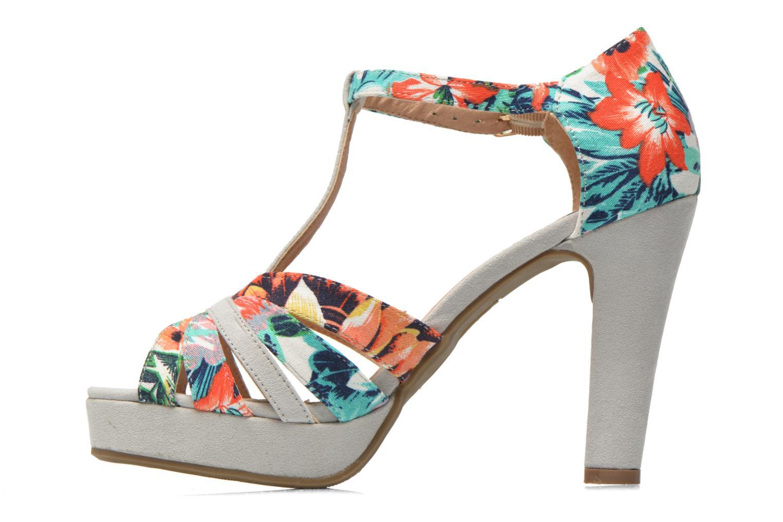Sandales et nu-pieds Refresh Fanisia-60952 Multicolore vue face