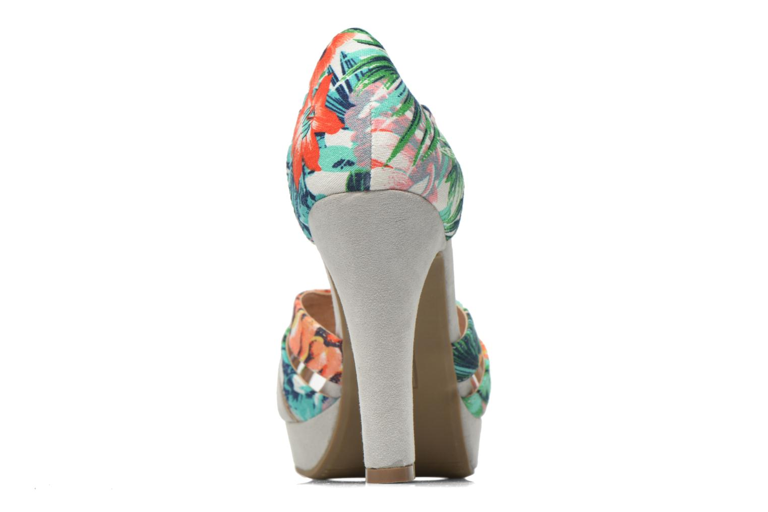 Sandals Refresh Fanisia-60952 Multicolor view from the right