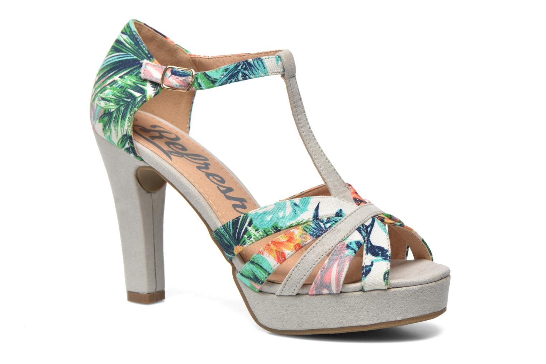 Sandales et nu-pieds Refresh Fanisia-60952 Multicolore vue détail/paire