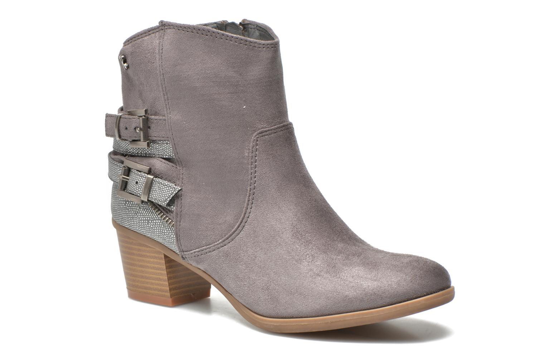 Zapatos promocionales Refresh Salamanca-61740 (Gris) - Botines    Gran descuento