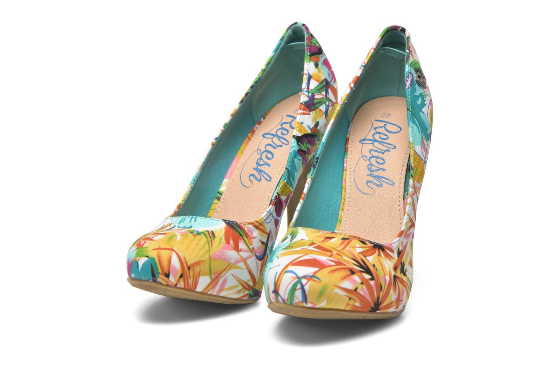 Zapatos de tacón Refresh Aulina-61760 Multicolor vista 3/4