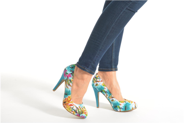Zapatos de tacón Refresh Aulina-61760 Multicolor vista de abajo