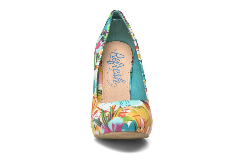 Escarpins Refresh Aulina-61760 Multicolore vue portées chaussures