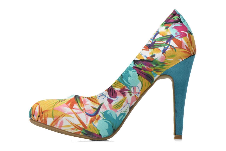 Zapatos de tacón Refresh Aulina-61760 Multicolor vista de frente
