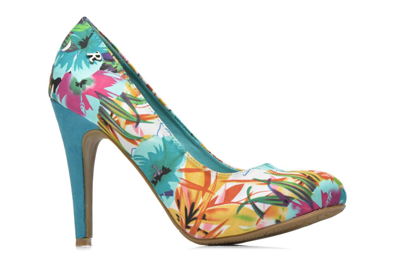 Zapatos de tacón Refresh Aulina-61760 Multicolor vistra trasera