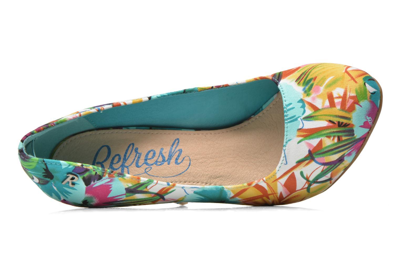 Zapatos de tacón Refresh Aulina-61760 Multicolor vista lateral izquierda