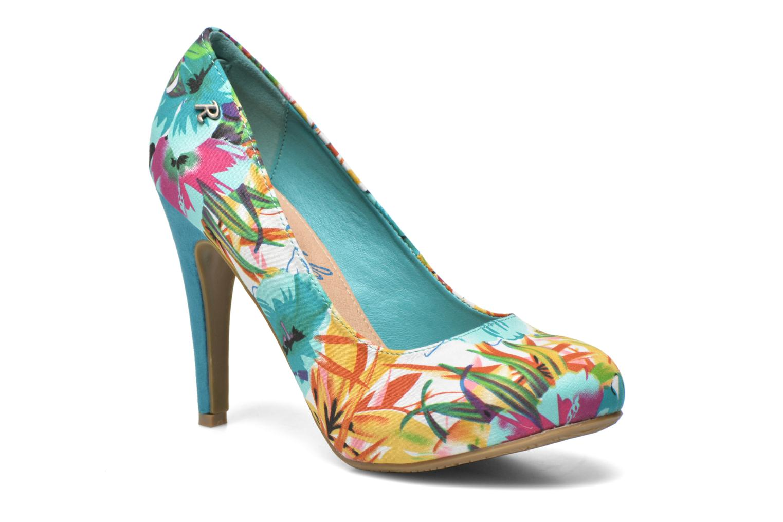Zapatos de tacón Refresh Aulina-61760 Multicolor vista de detalle / par